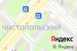 Схема проезда до компании Захоти в Перми