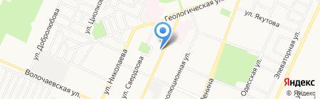 UTV на карте Стерлитамака