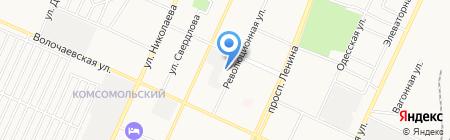 Ева на карте Стерлитамака