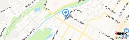 Магазин автохимии на карте Стерлитамака