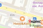 Схема проезда до компании Бруклин в Уфе