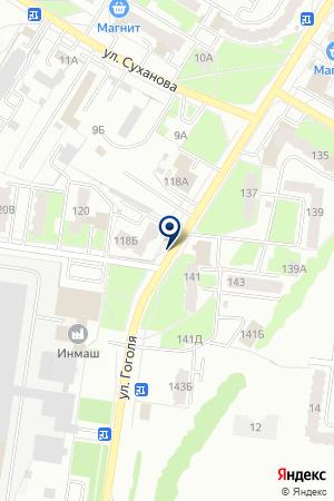 УРАЛМАРКЕТ на карте Стерлитамака