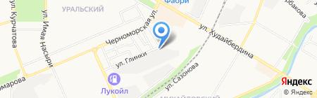 ТехноМашГруп на карте Стерлитамака