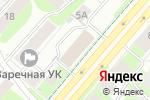 Схема проезда до компании Академия ТСЖ в Перми