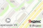 Схема проезда до компании Адвокат Бушинский Л.В. в Перми