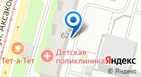 Компания L`image на карте