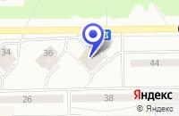 Схема проезда до компании КОМФОРТ ДОМ МЕБЕЛИ ДЕМЕНТЬЕВ В.М. в Салавате