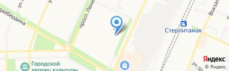 Агентство праздничных услуг на карте Стерлитамака
