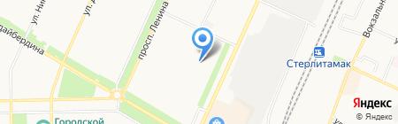 Наша Аптека на карте Стерлитамака