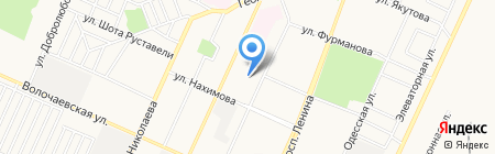 Строитель на карте Стерлитамака