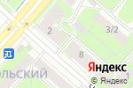 Схема проезда до компании Аптека в Перми