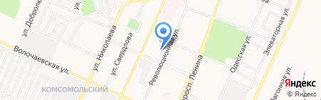 Поликлиника на карте Стерлитамака