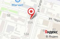 Схема проезда до компании Издательский Дом «Бизнес-Партнер» в Уфе