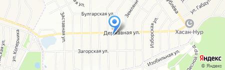 АппетиТТо на карте Уфы