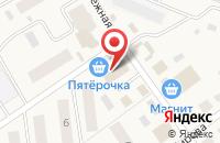 Схема проезда до компании Столовая в Култаево