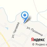 Шиномонтажная мастерская на карте Чесноковки