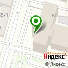 Местоположение компании Студия графического дизайна Тимура Сабитова