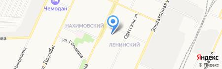 Детский сад №36 на карте Стерлитамака