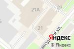 Схема проезда до компании Всемстрой в Перми