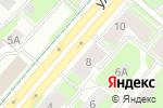 Схема проезда до компании Управление вневедомственной охраны по г. Перми в Перми