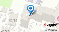 Компания Tiffany на карте