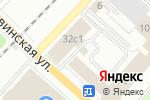 Схема проезда до компании Автомойка на Ласьвинской в Перми