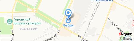 Яблоко & More на карте Стерлитамака