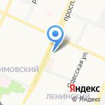 Магазин газового оборудования на карте Стерлитамака