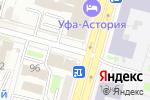 Схема проезда до компании ЛИФТПРОМ в Уфе