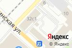 Схема проезда до компании Цех стирки ковров в Перми