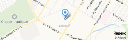 Нина на карте Стерлитамака