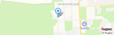ЖЭУ №18 на карте Стерлитамака