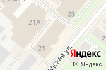 Схема проезда до компании Центр специальной спортивной подготовки в Перми