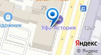 Компания Тайрай на карте