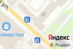 Схема проезда до компании ТЕПЛОГАЗ в Перми
