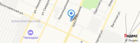 Стерлитамакский технологический колледж на карте Стерлитамака