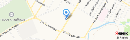 ПРОДУКТЫ на карте Стерлитамака