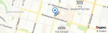 Первый Мобильный Брокер на карте Уфы
