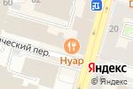 Схема проезда до компании Наркология-Уфа в Уфе