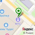 Местоположение компании Планета ковров