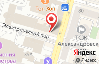 Схема проезда до компании УралИндустрия в Уфе