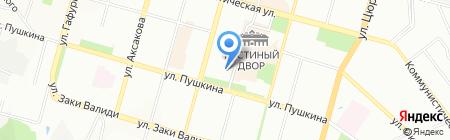 Искра-Про на карте Уфы