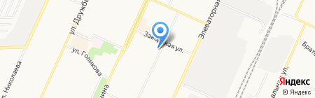Kredo на карте Стерлитамака
