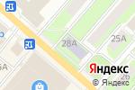 Схема проезда до компании Детская музыкальная школа №4 в Перми