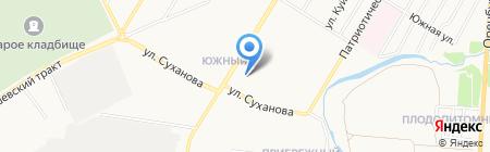 Банкомат БАНК УРАЛСИБ на карте Стерлитамака