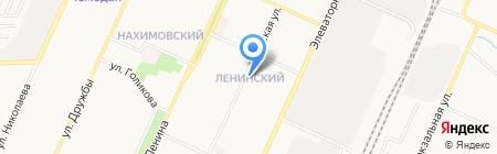 ЖЭУ №15 на карте Стерлитамака