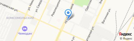 Цифроград на карте Стерлитамака