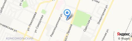 Кадровый центр на карте Стерлитамака