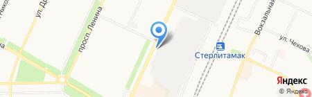 Магазин дверей на карте Стерлитамака
