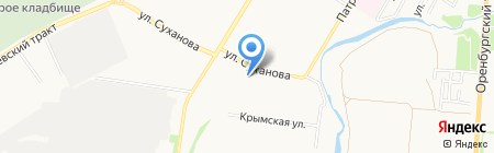 Детский сад №77 Рябинка на карте Стерлитамака